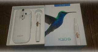 IQOS 2.4 Plus を購入してみました!