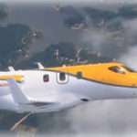 ホンダ開発のホンダジェット/HondaJet