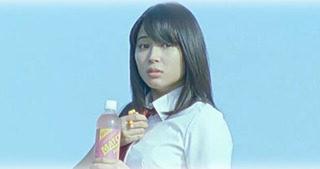 「うん?」大塚食品 MATCH CM 広瀬アリス 「海辺の告白」